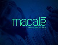 Macalé - Rebranding