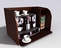 Exhibidores Nespresso