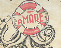aMARE - craft beer label