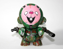 Munny Sucker Punch Mech custom