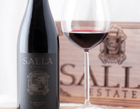 Salla Estate by the Labelmaker