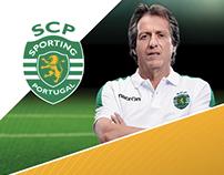 SCP / Jorge Jesus Ad Campaign