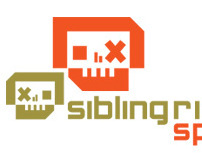 Sibling Rivalry Sports logo design
