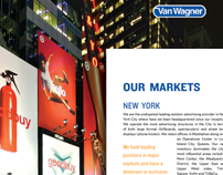Van Wagner Communications Corporate Brochure