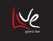 Live sports bar