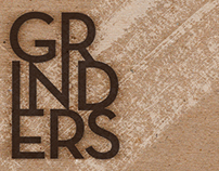 Grinders Granola - branding & packaging