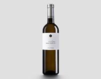 Doelas. Albariño white wine