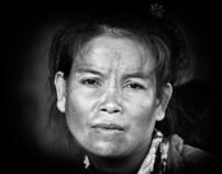 Cambodian Faces