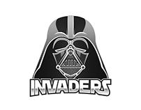 Invaders Illustration