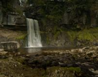 Ingleton Waterfalls Walk