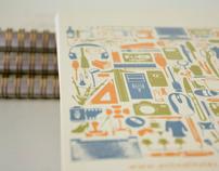 Student Handbook Design