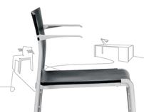 AHREND 360 Conference chair