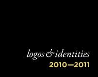 Logos & identities 2010 — 2011