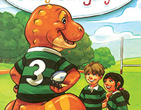 Do Dinosaurs Play Rugby?