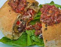 Homeade Italian Stuffed Bread