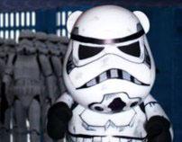 Bub Stormtrooper custom