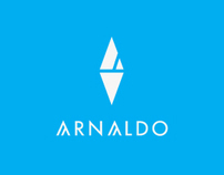 Arnaldo ID. Ice Cream Brand.