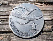 Vancouver 2010 Participation Medals