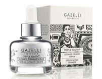 Gazelli luxury skincare - naming & packaging text
