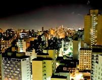 Sao Paulo Roofs/ Telhadas de Sao Paulo