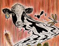 Una Vaca Boyacana