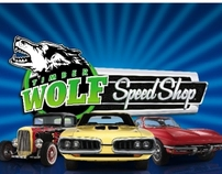 TIMBER WOLF SPEED SHOP: promo, web, video, print
