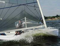 YCP/yacht clube paulista/ Finn Race