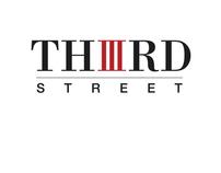 Third Street Logo + Signage