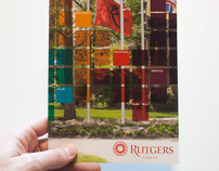 Rutgers International Brochure