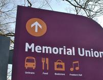 Campus Mock Signage