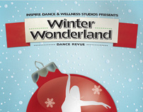 Winter Wonderland Event Poster