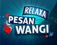 Pesan Wangi Relaxa