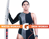 Water Woman • Iron Woman