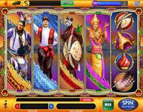 Michael Jackson Black or White mobile casino slot
