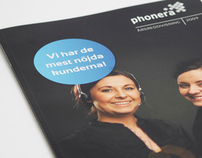Phonera Annual report