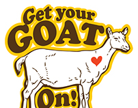 Goat Cheese Promotion Logo
