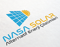 Nasa Solar Logo