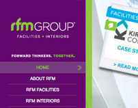 RFM Group Website