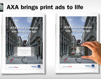 AXA - iAd  (2010)