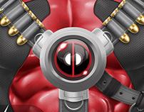 Deadpool torso