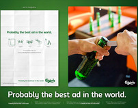 Probably the best ad in the world - Carlsberg (2011)