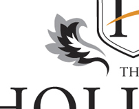 Hollows logo design