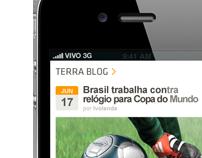 Terra Networks Mobile Blog
