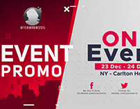 Event Promo - After Effects Template