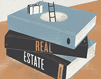 Real Estate gigposter
