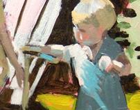 Retratos de criança / Kids portraits