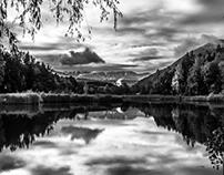 Landscapes B/W