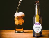 Fejø Cider / Rebranding / Labels