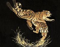 Two Tigers (两只老虎)