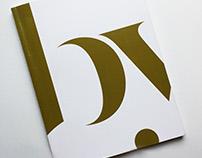 Personal Logo Book Presentation Project